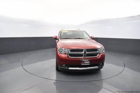 2013 Dodge Durango for sale at Winchester Mitsubishi in Winchester VA