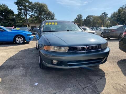 2000 Mitsubishi Galant for sale at Port City Auto Sales in Baton Rouge LA