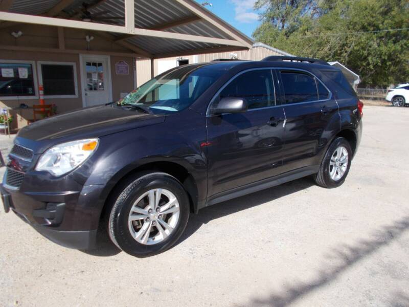 2013 Chevrolet Equinox for sale at DISCOUNT AUTOS in Cibolo TX