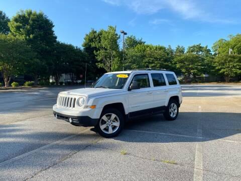2014 Jeep Patriot for sale at Uniworld Auto Sales LLC. in Greensboro NC