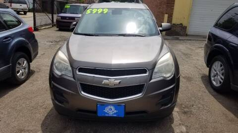 2012 Chevrolet Equinox for sale at 216 Automotive Group in Cleveland OH