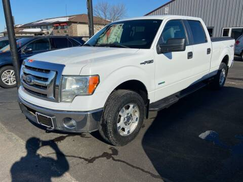 2012 Ford F-150 for sale at Hill Motors in Ortonville MN