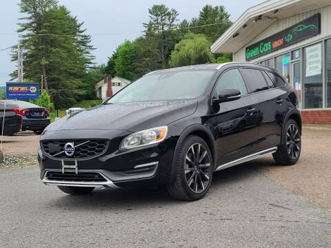 2016 Volvo V60 Cross Country for sale at Green Cars Vermont in Montpelier VT