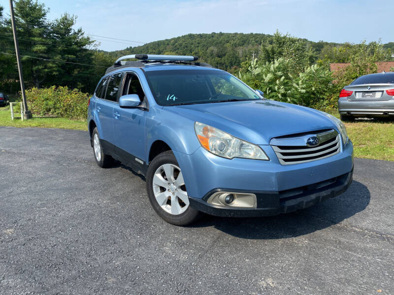2010 Subaru Outback for sale at Deals On Wheels LLC in Saylorsburg PA