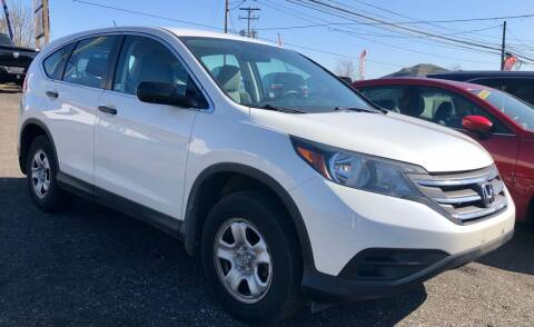 2014 Honda CR-V for sale at Mayer Motors of Pennsburg in Pennsburg PA