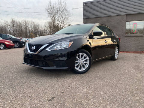 2019 Nissan Sentra for sale at George's Used Cars - Telegraph in Brownstown MI