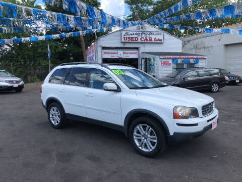 2009 Volvo XC90 for sale at Riverside Wholesalers 2 in Paterson NJ
