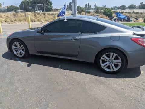2011 Hyundai Genesis Coupe for sale at Gold Coast Motors in Lemon Grove CA