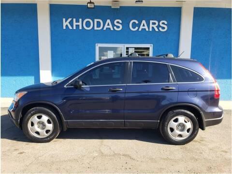 2009 Honda CR-V for sale at Khodas Cars in Gilroy CA