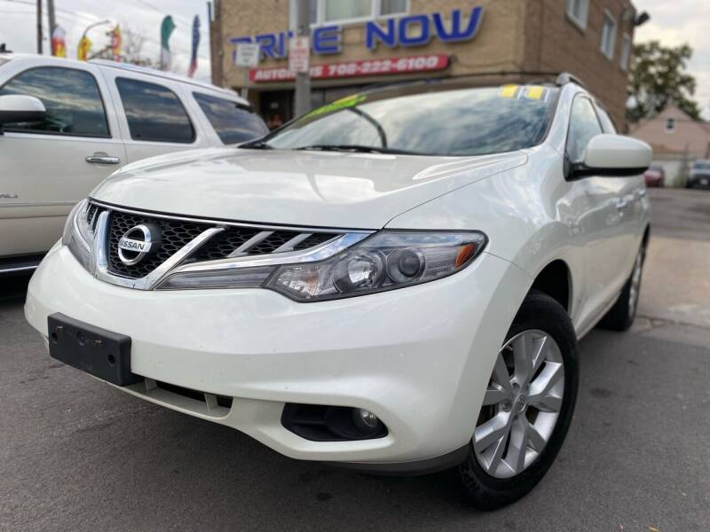 2011 Nissan Murano for sale at Drive Now Autohaus in Cicero IL