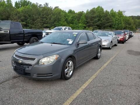 2009 Chevrolet Malibu for sale at Fletcher Auto Sales in Augusta GA