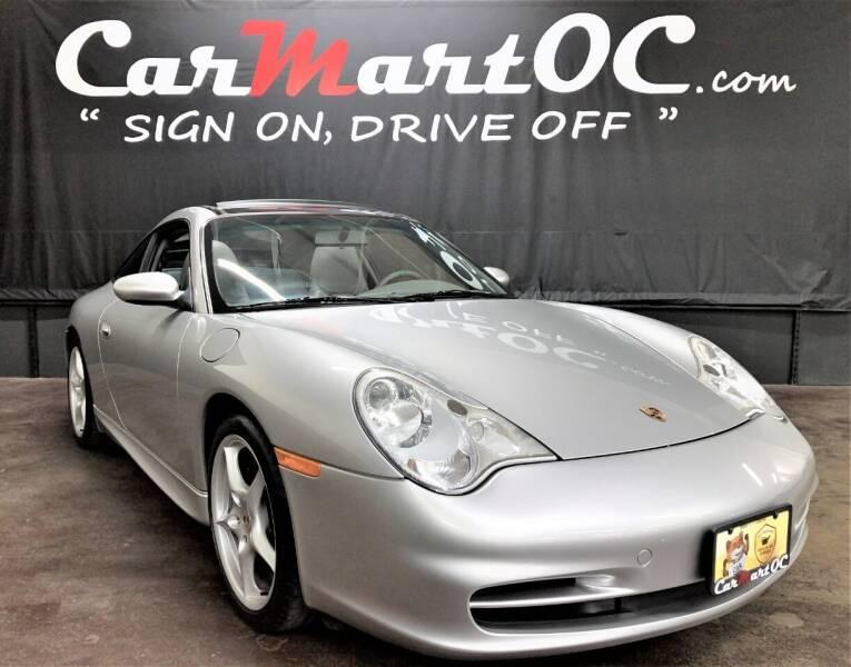 2003 Porsche 911 for sale at CarMart OC in Costa Mesa CA