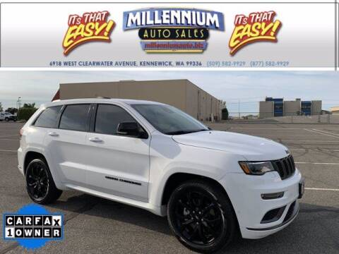 2019 Jeep Grand Cherokee for sale at Millennium Auto Sales in Kennewick WA