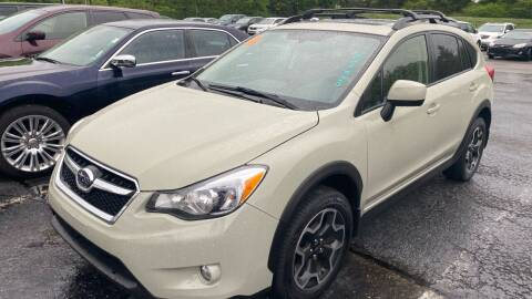2014 Subaru XV Crosstrek for sale at Wildcat Used Cars in Somerset KY