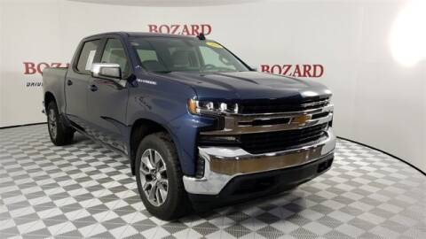 2020 Chevrolet Silverado 1500 for sale at BOZARD FORD in Saint Augustine FL