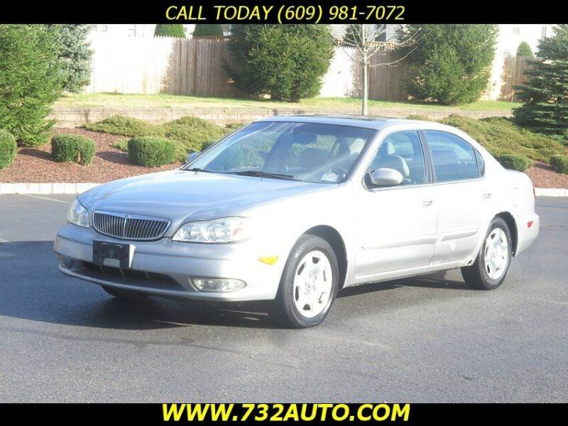 2001 Infiniti I30 for sale at Absolute Auto Solutions in Hamilton NJ