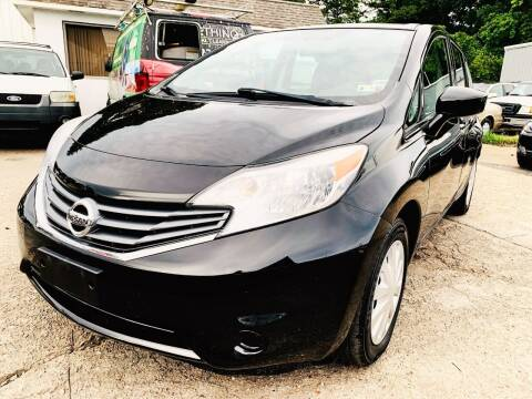 2016 Nissan Versa Note for sale at Auto Space LLC in Norfolk VA