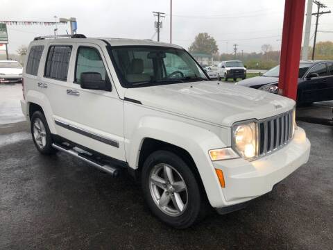 2009 Jeep Liberty for sale at Best Motor Auto Sales in Geneva OH
