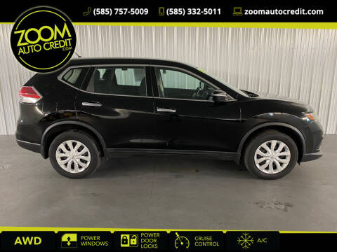 2014 Nissan Rogue for sale at ZoomAutoCredit.com in Elba NY