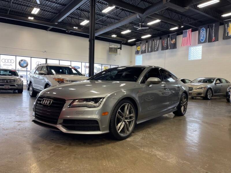 2015 Audi A7 for sale at CarNova in Sterling Heights MI