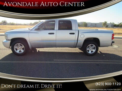 2011 RAM Dakota for sale at Avondale Auto Center in Avondale AZ