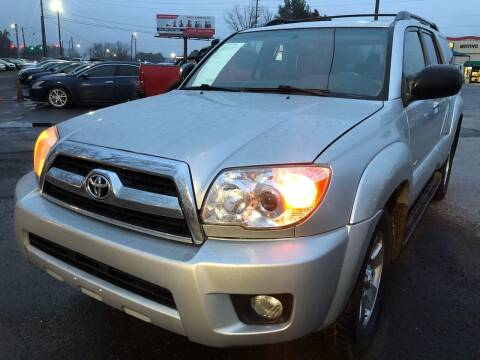 2007 Toyota 4Runner for sale at Atlantic Auto Sales in Garner NC