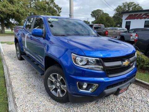 2018 Chevrolet Colorado for sale at Beach Auto Brokers in Norfolk VA