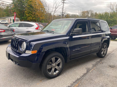 2015 Jeep Patriot for sale at COUNTRY SAAB OF ORANGE COUNTY in Florida NY