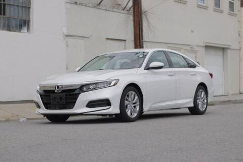 2018 Honda Accord for sale at CERTIFIED LUXURY MOTORS OF QUEENS in Elmhurst NY