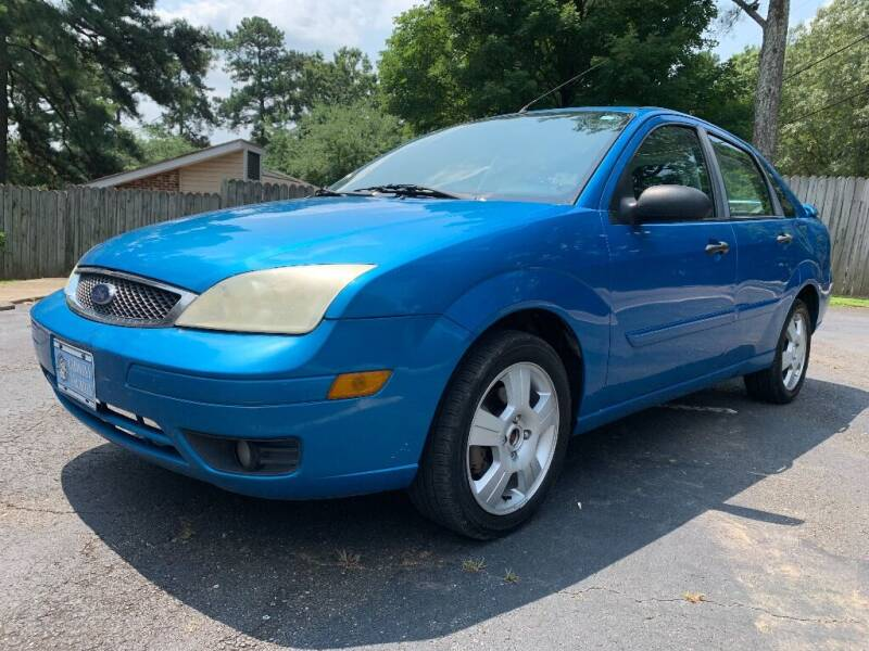 2007 Ford Focus for sale at Deme Motors in Raleigh NC