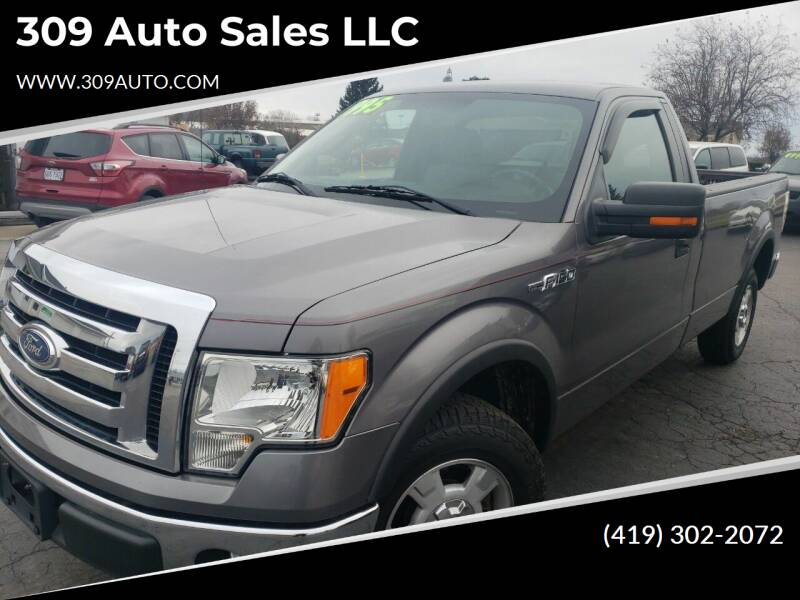 2011 Ford F-150 for sale at 309 Auto Sales LLC in Harrod OH