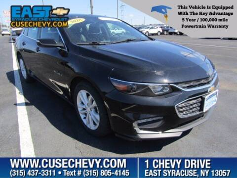 2018 Chevrolet Malibu for sale at East Syracuse Performance Sales & Service in Syracuse NY