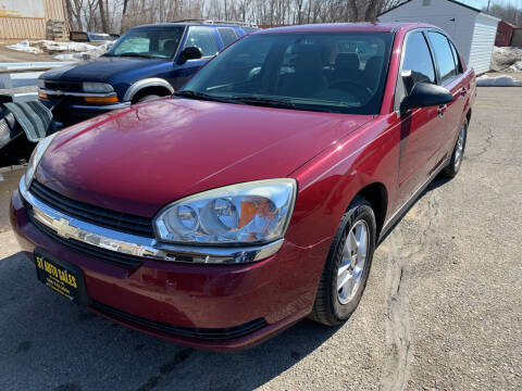2004 Chevrolet Malibu for sale at 51 Auto Sales Ltd in Portage WI