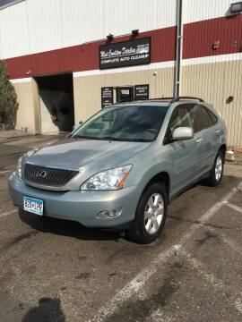 2007 Lexus RX 350 for sale at Specialty Auto Wholesalers Inc in Eden Prairie MN