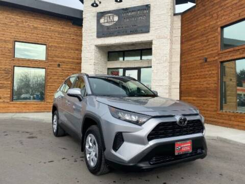 2019 Toyota RAV4 for sale at Hamilton Motors in Lehi UT