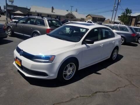 2012 Volkswagen Jetta for sale at Cool Cars LLC in Spokane WA