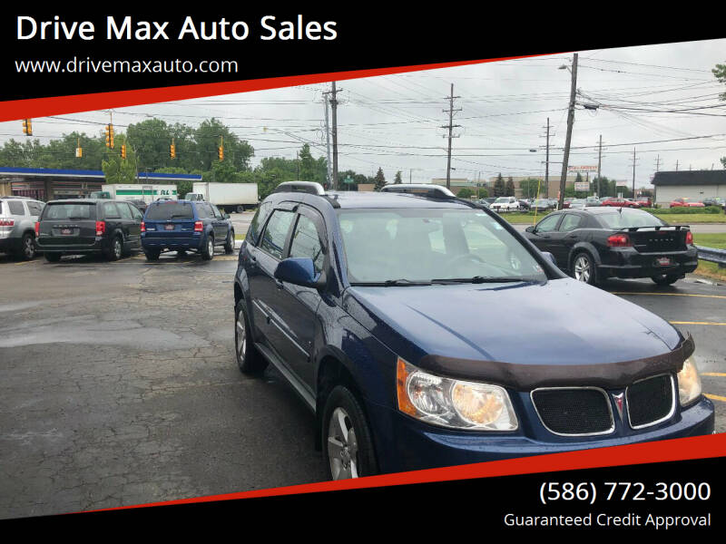 2008 Pontiac Torrent for sale at Drive Max Auto Sales in Warren MI