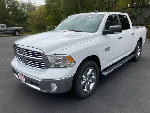 2018 RAM Ram Pickup 1500 for sale at Louisburg Garage, Inc. in Cuba City WI