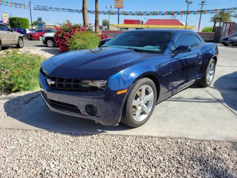 2010 Chevrolet Camaro for sale at A AND A AUTO SALES in Gadsden AZ