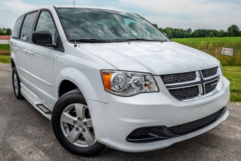 2016 Dodge Grand Caravan for sale at Fruendly Auto Source in Moscow Mills MO