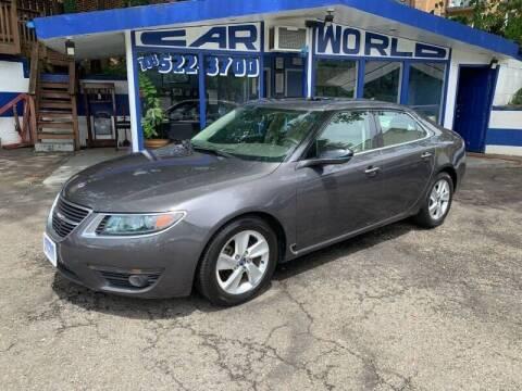 2011 Saab 9-5 for sale at Car World Inc in Arlington VA