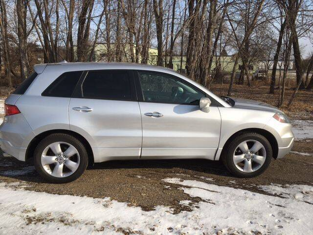 2007 Acura RDX for sale at AM Auto Sales in Forest Lake MN
