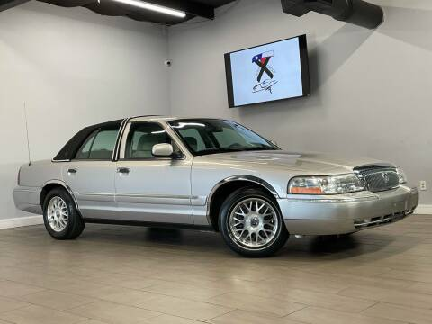 2005 Mercury Grand Marquis for sale at TX Auto Group in Houston TX