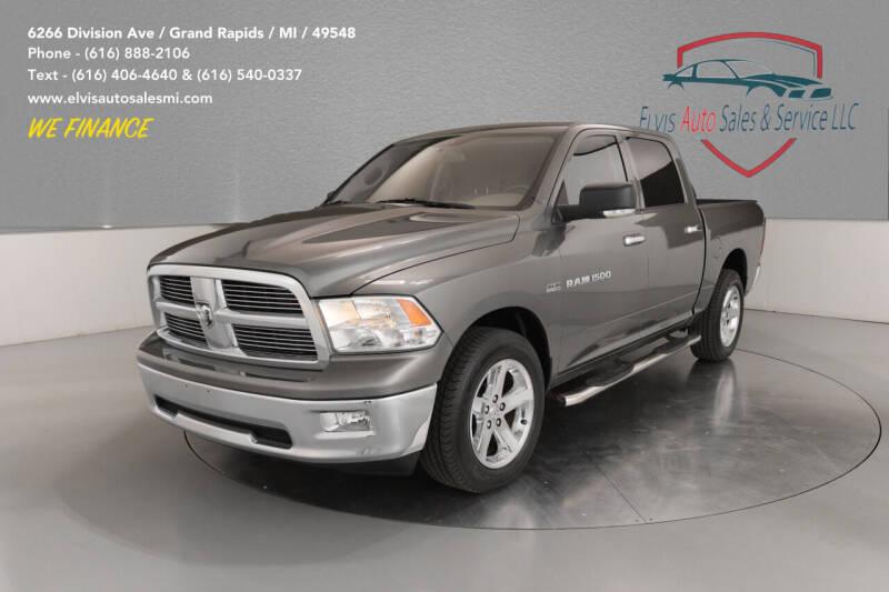 2012 RAM Ram Pickup 1500 for sale at Elvis Auto Sales LLC in Grand Rapids MI