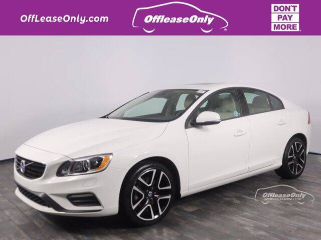 2018 Volvo S60 for sale in North Lauderdale, FL