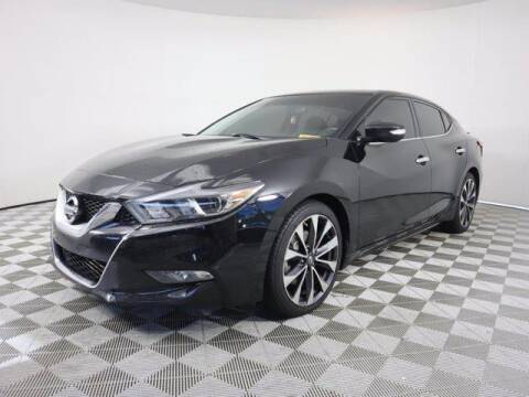 2016 Nissan Maxima for sale at CU Carfinders in Norcross GA