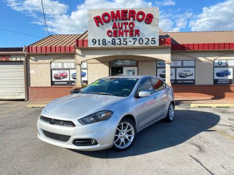 2013 Dodge Dart for sale at Romeros Auto Center in Tulsa OK