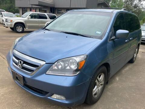 2007 Honda Odyssey for sale at Peppard Autoplex in Nacogdoches TX