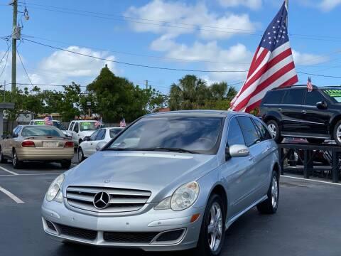 2007 Mercedes-Benz R-Class for sale at KD's Auto Sales in Pompano Beach FL