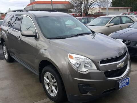 2011 Chevrolet Equinox for sale at Premier Auto Sales Inc. in Newport News VA